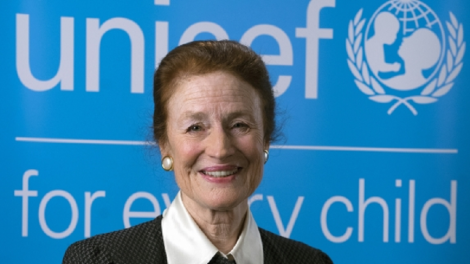 photo de la directrice générale de UNICEF
